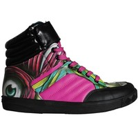 Iron Fist Skin Crawler Hi-Top Trainers - Buy Online at Grindstore.com