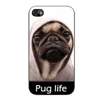 pug life parody fans funny hilarious case for iphone 4 4s