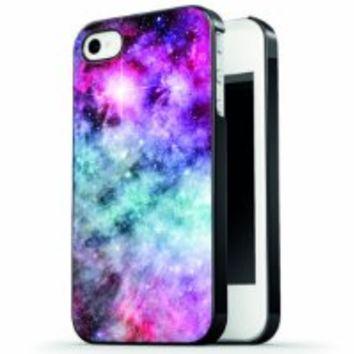 Ankit Hard Shell for iPhone 4/4S - Galaxy