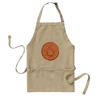 Coffee Shop Barista Uniform Adult Apron