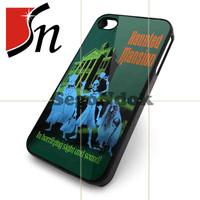Haunted Mansion Design for iPhone 4/4s Case, iPhone 5 Case, Samsung Galaxy s3 i9300 and s4 i9500 case