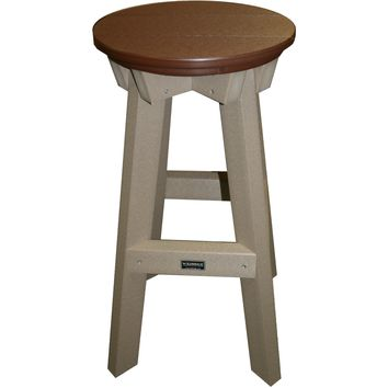Wildridge Heritage Outdoor Bar Stools  - Ships in 10-14 Business Days
