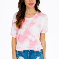 Wider Than Tie Dye Shirt $23