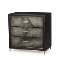 THORNLEY 3 DRAWER NIGHTSTAND