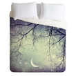 Shannon Clark Diamonds In The Sky Duvet Cover