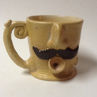 Coffee Mug Pipe aka Wake and Bake