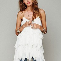 Free People  Cascades Of Ruffles Tunic at Free People Clothing Boutique