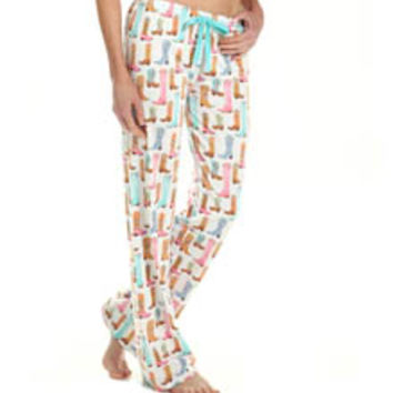 PJ Salvage TPLAP5 Playful Prints Pant