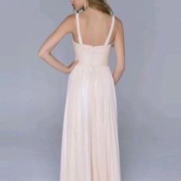 Fashion Prom Dress Ladies Sexy Sleeveless Backless Maxi Dress Formal Evening Party Date Cocktail Ball Gown Dress Bridesmaid Dress = 5841923713