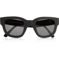 Acne | Square-frame acetate sunglasses | NET-A-PORTER.COM