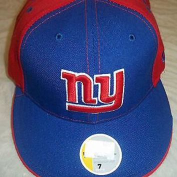 NEW YORK GIANTS NEW ERA/ZEPHYR RETRO FITTED HAT