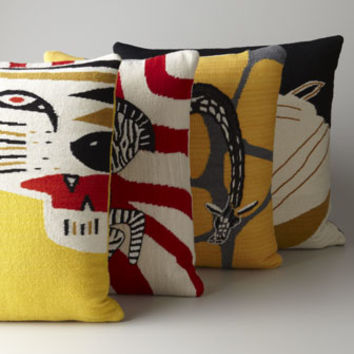 Waylande Gregory Animal Pillows