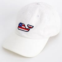 Womens Hats: Flag Whale Hat – Vineyard Vines