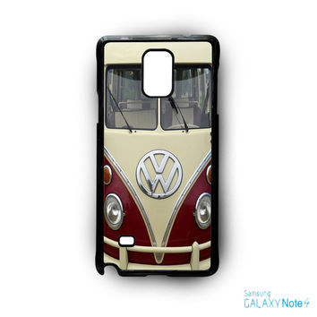 VW Volkswagen Bus for Samsung Galaxy Note 2/Note 3/Note 4/Note 5/Note Edge phone case