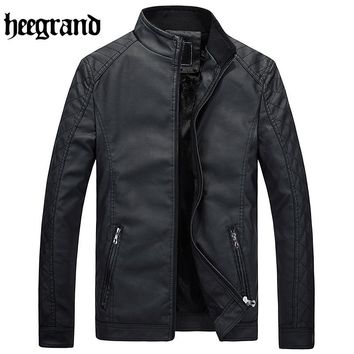Mens Leather Sheepskin Jackets Soft