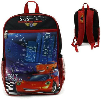 "15"" Character Racer Pro Tuner Backpack"