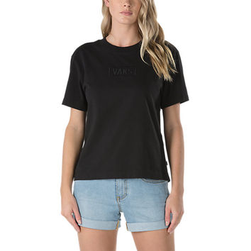 Dedicated Boxy T-Shirt | Shop Womens Tees At Vans