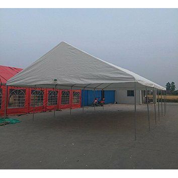 20x30 Heavy Duty Party Tent, Canopy Cover (Top Cover Part Only) No Frame.
