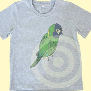 Toucan bird shirt Kids tshirts -Toddler tees -Children shirt - Cute Toddler shirts - Toddler Boy shirt - Toddler Girl shirt