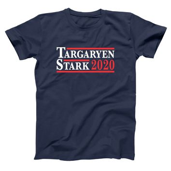 Game of Thrones Targaryen Stark 2020 Election Men's T-Shirt