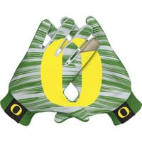 Oregon Ducks Nike Stadium Fan Gloves – Green