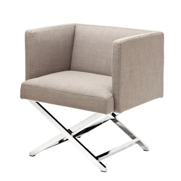 Eichholtz Dawson Chair - Gray