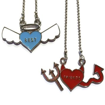 Best Best Friend Necklace For 2 Products on Wanelo a57b16c693ad