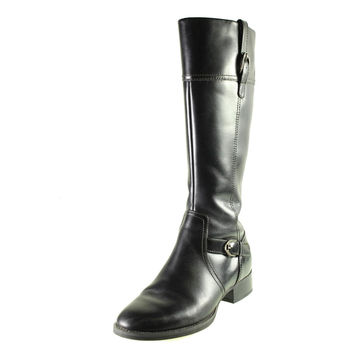 Ariat Womens York Leather Knee-High Riding Boots