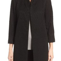Eileen Fisher Paladin Organic Cotton Blend Jacket (Regular & Petite) | Nordstrom