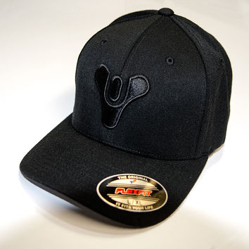Blackout Tricorn FlexFit Hat