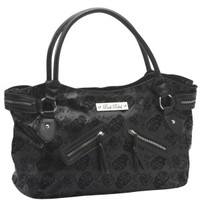 Rock Rebel | Sugar Skull Tote - Buy Online Australia Tragic Beautiful