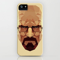 Breaking Bad - meshed iPhone Case by Three of the Possessed | Society6