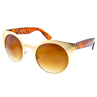 Dita Sunglasses in Gold