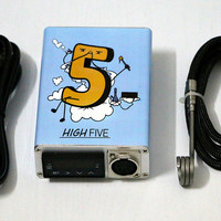 High5 Edition E-nail (Single Coil)