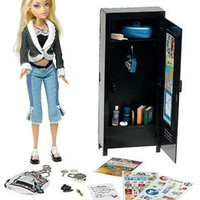 My Scene Secret Locker - Barbie