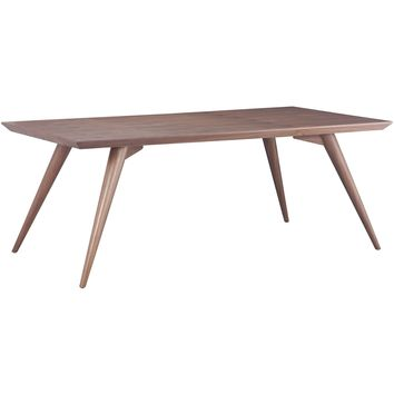 Stockholm Dining Table Walnut
