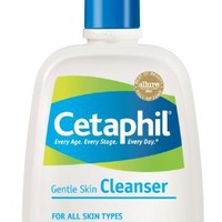 Cetaphil Gentle Skin Cleanser, For all skin types, 16-Ounce Bottles (Pack of 2) | AihaZone Store