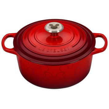 Disney Le Creuset Mickey Mouse Dutch Oven New with Box