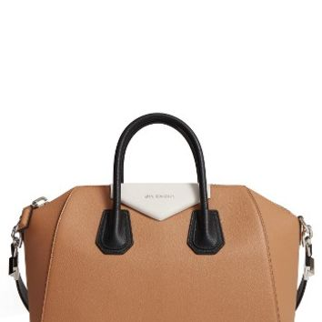 Givenchy Medium Antigona Leather Satchel | Nordstrom