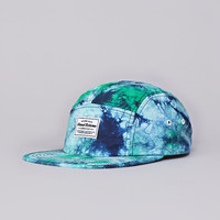 Grand Scheme Lagoon 5 Panel Cap Blue