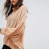 Free People Alameda High Neck Top at asos.com