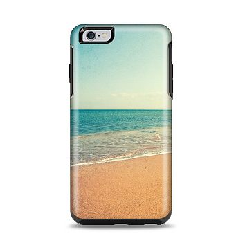 The Vintage Beach Scene Apple iPhone 6 Plus Otterbox Symmetry Case Skin Set