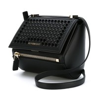Givenchy Mini 'pandora Box' Shoulder Bag - Petra Teufel - Farfetch.com