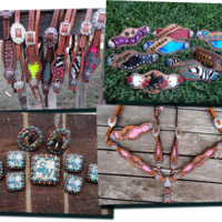 Graham Equine | creating custom one-of-a-kind tack for you and your horse