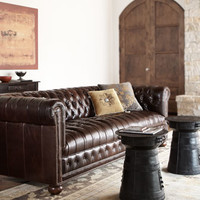 Old Hickory Tannery Royal 66 Sofa
