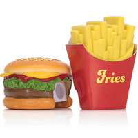 BURGER SHARPENER + FRY ERASER