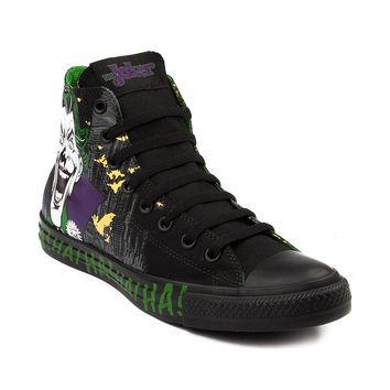 Converse All Star Hi Joker Athletic Shoe, Black | Journeys Shoes