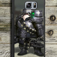 Pug Metal Samsung Galaxy Note 5 Case
