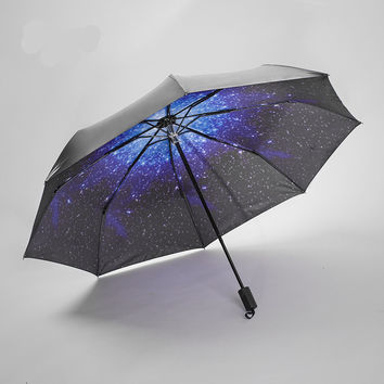 Design Stylish Strong Character Uv Proof Umbrella [10151689868]