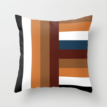 Judith Throw Pillow by Liberation's
